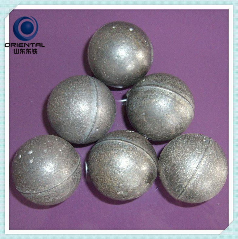 Medium chromium cast iron grinding ball
